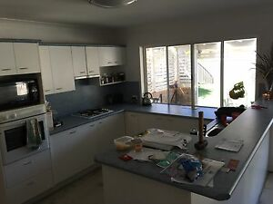 U shape kitchen including sink Little Mountain Caloundra Area Preview