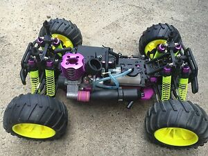 Nitro rc Andergrove Mackay City Preview