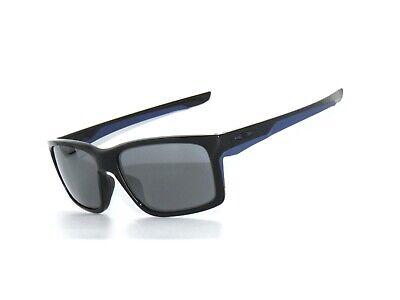 Oakley 9264-18 Mainlink Polished Black Navy Black iridium Sunglasses (Oakley Sunglasses Sale)