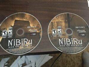 PC video game- NiBiRu Age of Secrets