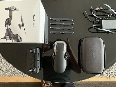 DJI Mavic Air Camera Drone - Onyx Black (CPPT0000013001)
