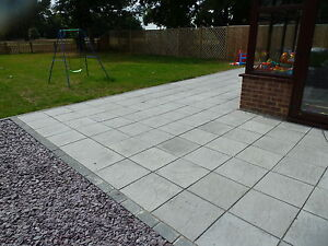 Patio Slabs, Paving slabs x50 free delivery