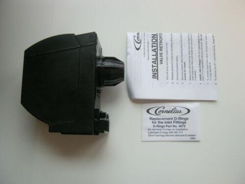 NEW Cornelius 561000162 soda fountain push button high flow valve dispenser