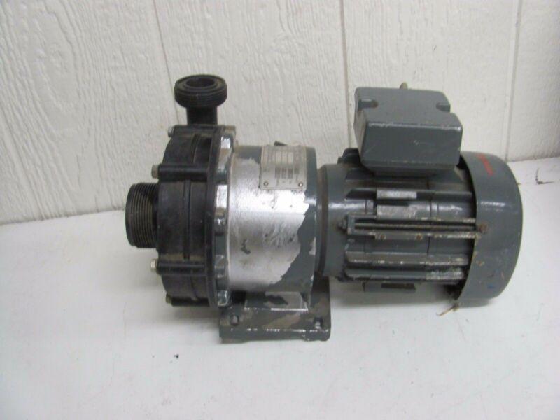 Sondermann RM-PP-14/180-30S Magnetic Drive Centrifugal Pump, 180 L/Min, 277/480V