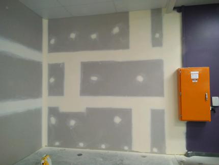 Wall repair/renovation specialist