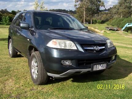 2005 Honda MDX  5DA Campbellfield Hume Area Preview