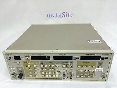 Panasonic Audio Analyzer Vp-7722a 6 352349d122