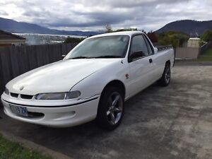 Holden commodore UTE dual fuel 1994 manual