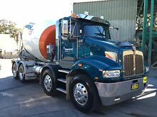 CONCRETE TRUCK AND CONTRACT Galston Hornsby Area Preview