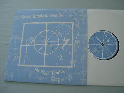 "NANCY ELIZABETH (CUNLIFFE) The Wheel Turning King EP 2006 UK 10"" vinyl single"