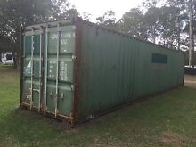 40ft shipping container Rochedale Brisbane South East Preview