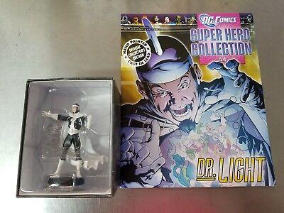2009 Dc Comics Eaglemoss Dr  Light Super Hero Chess Collection   44 Gem Mint