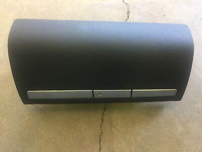 UPPER GLOVE BOX 2007-2013 SILVERADO SIERRA 1500 2500 3500 BLACK B6132 OEM