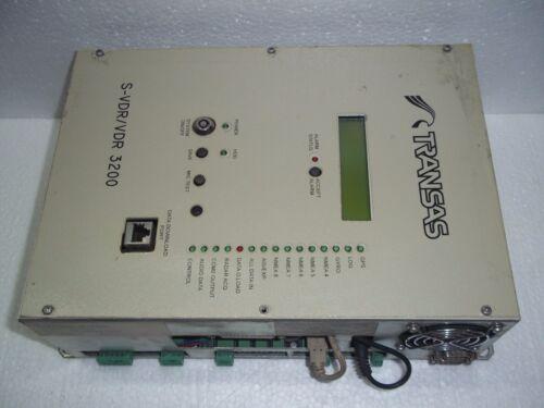 Transas S-vdr/vdr 3200 Electronic Unit