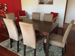 table & chairs Muswellbrook Muswellbrook Area Preview