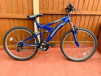 Mountain Bike Indi Fs1 26 Inch