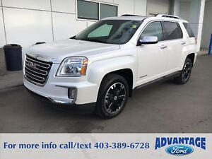 2017 GMC Terrain SLT One Owner - No Accidents!