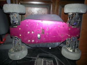 Rc car,thunder tiger eb4,nitro rc car,remote control car, Regents Park Auburn Area Preview