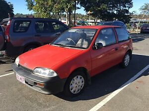 Suzuki Swift 1991 -Auto Underwood Logan Area Preview