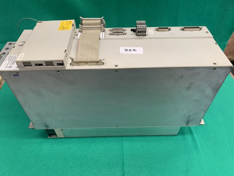Siemens Simodrive Lt Modul Ext 160a 6sn1124-1aa00-0ea1  #222