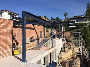 Structual steel for homes Smithfield Parramatta Area Preview
