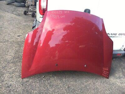 FIAT BRAVO MK2 2007 M95573 BONNET