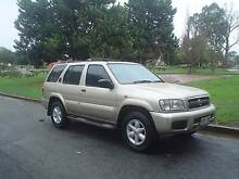 NISSAN PATHFINDER Ti 4X4 2001 LOW KMS. Ottoway Port Adelaide Area Preview