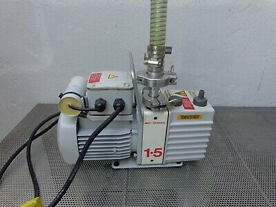 Leroy Somer Vacuum Pump L563p Edwards 1.5