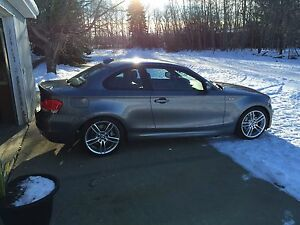 2011 BMW M135 trade for F150