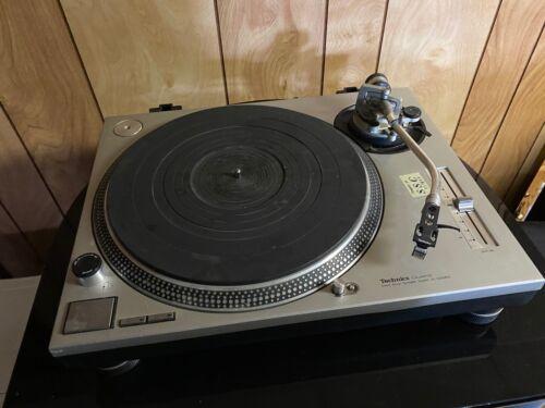 Technics SL-1200MK2 Turntable works perfect DJ