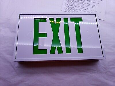 Isolite Corp Exit Sign Lpxacdwwpk42.5 Atx Series