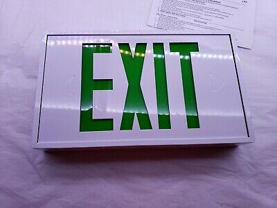 Isolite Corp Exit Sign Lpxacdwwpk42.5 Atx Series