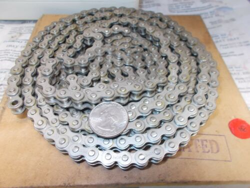 """ACME Chain 35RIV.3/8""""Pitch Roller Chain 10 FT"""