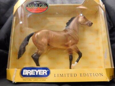 - Breyer Horse - #1282 Akhal Teke Limited Edition  (17-286)