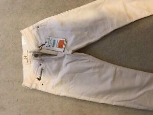 ebd551f8 Zara White-cream Straight Girls Pants Size E34, 6-8 | Pants & Jeans ...