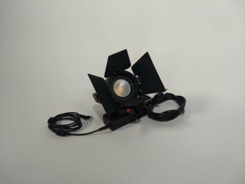 Fiilex P360EX Bi-Color (Tungsten/Daylight) LED Light w/ Barndoors & DMX Module