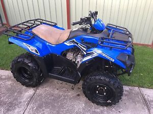 2014 Kawasaki KVF300 Brute Force ATV Thomastown Whittlesea Area Preview