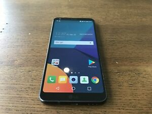LG G6 64gb Black in good condition
