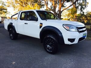 2009 FORD RANGER MANUAL XL X-CAB TURBO DIESEL Camden Camden Area Preview