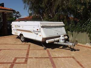 2006 Jayco Flamingo Padbury Joondalup Area Preview