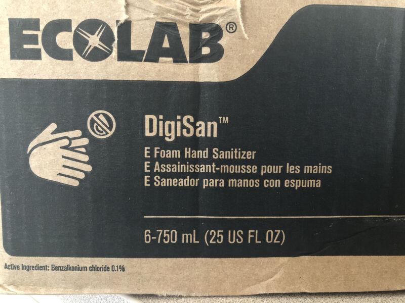 Ecolab Digisan E Foam Hand Sanitazer, 6123674