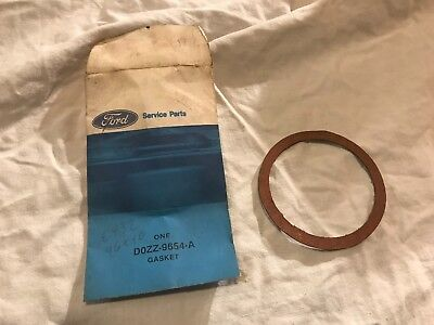 NOS 1970 DOZZ 9654 A AIR CLEANER MOUNTING GASKET FORD MUSTANG