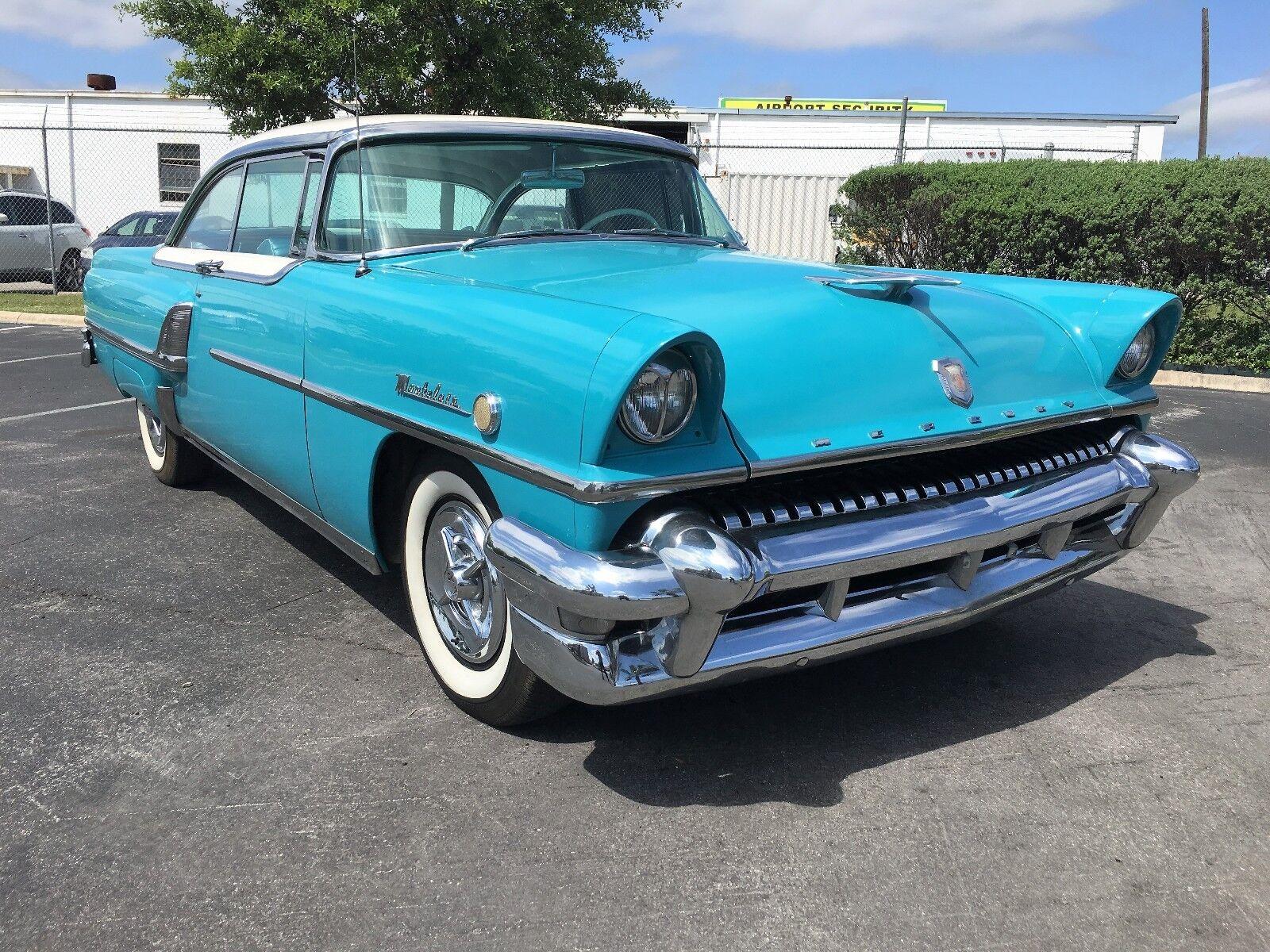 1955 Mercury Montclair 2 Door Hartop - Restored 1955 Mercury Monclair 2 Door Hardtop - Older Restoration - Very Nice!