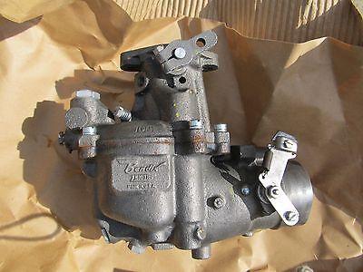 Carburetor ZENITH BENDIX Updraft 2136016 Carb NEW OLD STOCK SOME RUST FREE SHIP