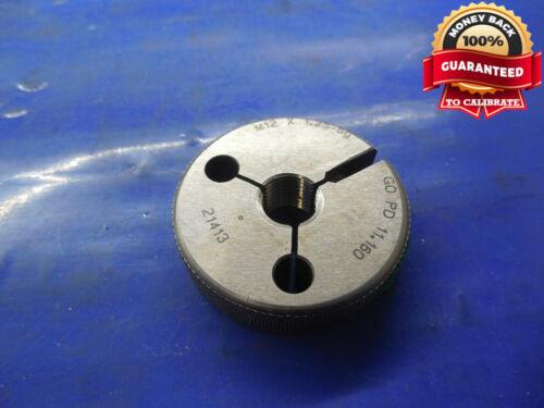 4101-1102 M2 X 0.4 H6 THREAD PLUG GAGE GO-NOGO