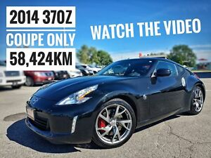 2014 Nissan 370Z Touring One Owner  FREE Delivery