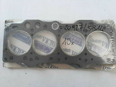 Fiat 127 147 Engine 1049cc Gasket Head