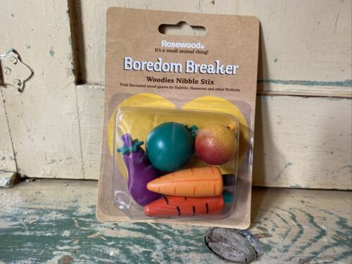Boredom Breaker Nibble Stix 5pk Pack Of 6  - CA$20.99