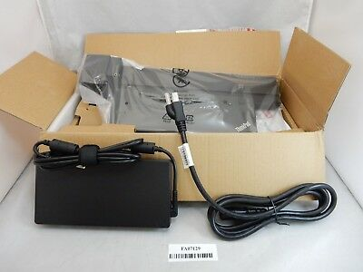 Lenovo ThinkPad Workstation Dock 230W - US Part number: 40A50230US