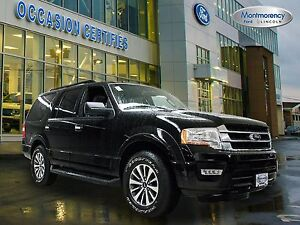 2017 Ford Expedition  XLT CUIR+TOIT+GPS+CAMERA